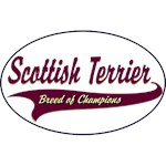 Scottish Terrier T-Shirt Breed of Champions