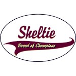 Sheltie T-Shirt Breed of Champions