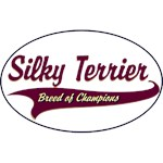 Silky Terrier T-Shirt Breed of Champions