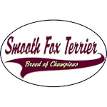Smooth Fox Terrier T-Shirt Breed of Champions