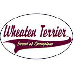 Wheaten Terrier T-Shirt Breed of Champions