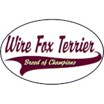 Wire Fox Terrier T-Shirt Breed of Champions