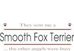 Smooth Fox Terrier T-Shirt Other Angels