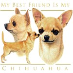 Chihuahua T-Shirt My Best Friend Is