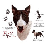 Bull Terrier T-Shirt History Collection