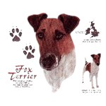 Smooth Fox Terrier T-Shirt History Collection