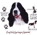 Springer Spaniel T-Shirt History Collection
