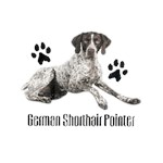 German Shorthaired Pointer T-Shirt Profiles
