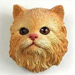 Persian Cat Magnet