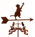 Calico Cat Weathervane