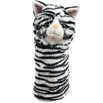 Tabby Cat Hybrid Head Cover