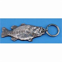 Bass Key Chain