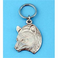 Black Bear Keychain