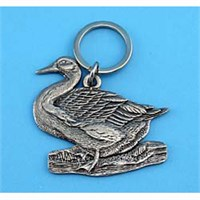 Geese Key Chain