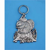 Squirrel Key Chain