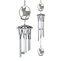 Boston Terrier Wind Chime