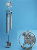 Jack Russell Terrier Wind Chime