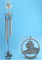 Poodle Wind chime