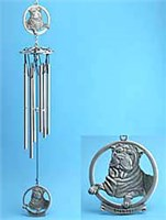 Shar Pei Wind chime