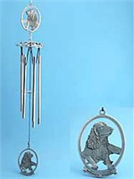 Springer Spaniel Wind Chime