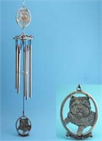 West Highland Terrier Windchime