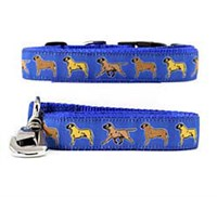 Bullmastiff Collar & Leash