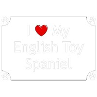 English Toy Spaniel Shirts