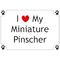 Miniature Pinscher Shirts