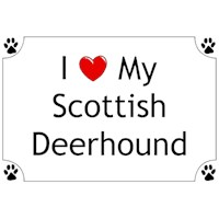 Scottish Deerhound Shirts