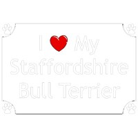 Staffordshire Bull Terrier Shirts