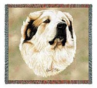 10809 Blanket: Great Pyrenees