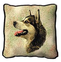 10862 Pillow: Alaskan Malamute