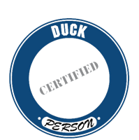 Duck T-Shirt - Certified Person