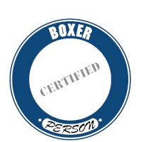 Boxer T-Shirt - Certified Person