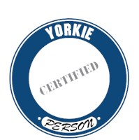 Yorkie T-Shirt - Certified Person