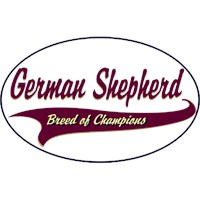 German Shepherd T-Shirt - Breed of Champions