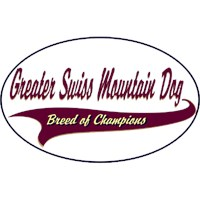 Greater Swiss Mountain Dog Shirts