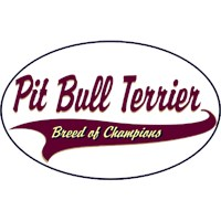 Pit Bull Terrier Breed of Champions T Shirt