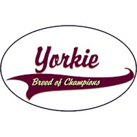 Yorkie T-Shirt - Breed of Champions