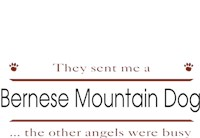 Bernese Mountain Dog T-Shirt - Other Angels