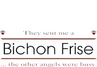 Bichon Frise T-Shirt - Other Angels