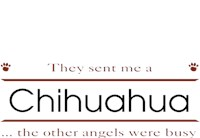 Chihuahua T-Shirt - Other Angels
