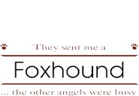 Foxhound T-Shirt - Other Angels