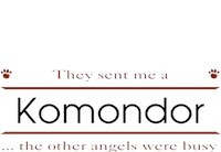 Komondor Shirts