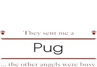 Pug T-Shirt - Other Angels