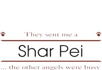 Shar Pei T-Shirt - Other Angels