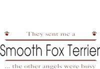 Smooth Fox Terrier T-Shirt - Other Angels