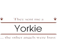 Yorkie T-Shirt - Other Angels