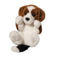 Christmas Dog Plush Animal