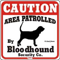 Bloodhound Sign
